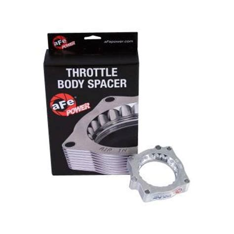 afe throttle body spacer dodge dakota durango     hemi