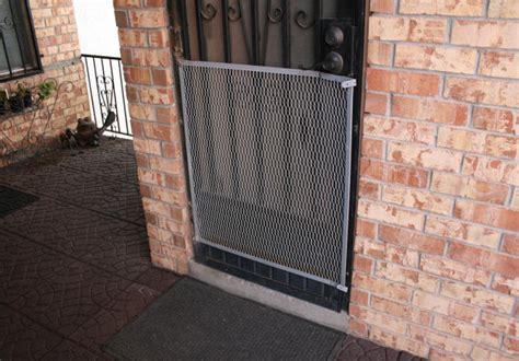 Sliding Screen Door Guard by Sliding Screen Door Proof