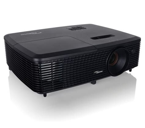 optoma projector l light red buy optoma s321 long throw office projector free