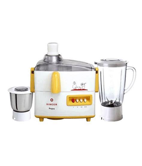 Juicer Jmg singer jmg peppy juicer mixer grinder white and yellow price in india buy singer jmg peppy