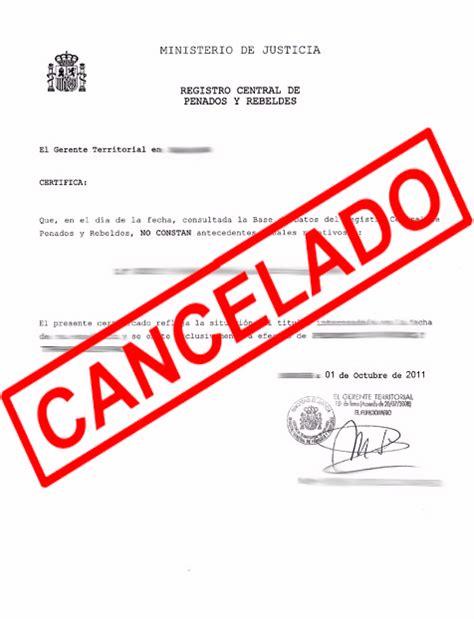 Como Solicitar Un Record Criminal O Antecedente 191 C 243 Mo Cancelar Los Antecedentes Penales Extranjeria Abogados