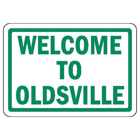 hill sign printable oldsville hill signs ninja novelty signs