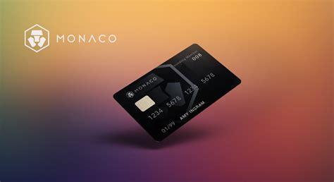 monaco card review  visa card revolution st mining rig