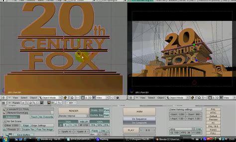 website tutorial blender オリジナルの20世紀foxロゴを作成する スター ウォーズを作ろう
