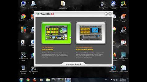 tutorial youtube editor tutorial honestech video editor v8 0 full gratis youtube