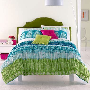 jcpenney comforters for kids seventeen 174 batik lace comforter set accessories