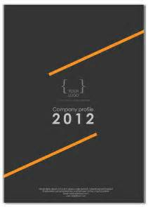 company profile cover design templates on behance