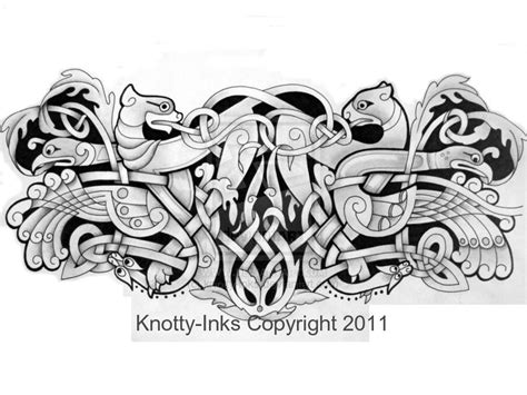viking armband tattoo designs celtic armband design by design on deviantart