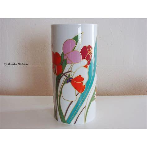 rosenthal vase rosenthal vase porcelaine wolfgang bauer ht 24 5 cm