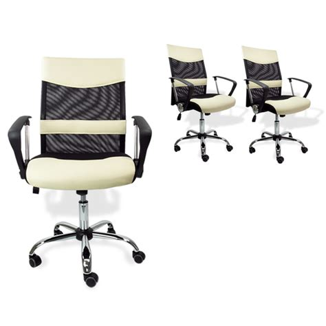 Office Chairs To Support Lower Back 2 Mesh Executive High Back Office Computer Chair Lower