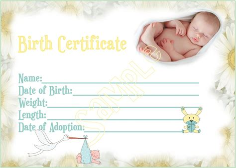 reborn birth certificate template free a blank birth certificate hellozach co