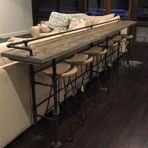 bar height sofa table bar height sofa table wonderful bar height sofa table