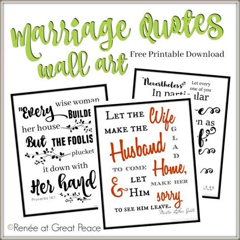 printable marriage quotes 50 awesome marriage quotes to inspire joy and peace
