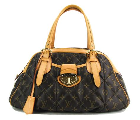 Louis Vuitton Quilted Monogram louis vuitton monogram quilted canvas etoile bowling