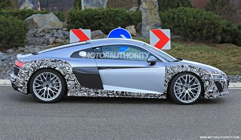 Audi R8 V6 by Audi R8 Une Version V6 En Approche Automobile
