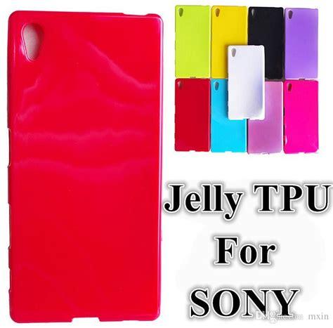 Soft Jelly Fdt Sony Xperia Z3 Z3 Plus Xperia Z4 E6653 soft plain jelly tpu rubber gel glossy cover