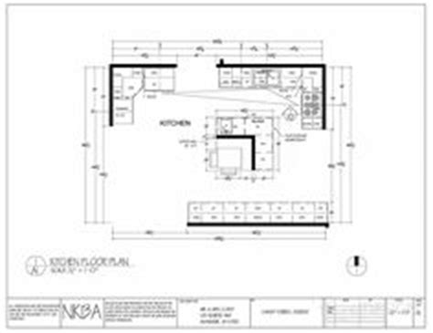 Kitchen Floor Plan Autocad 1000 Images About Autocad Drafting Riese Design On