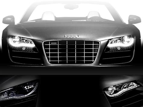 Audi R8 Led Headlights by Led Headlight Upgrade Audi R8 37928 M