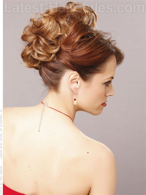 Hairstyles Pinned Up new hairstyles for pinned up perfection