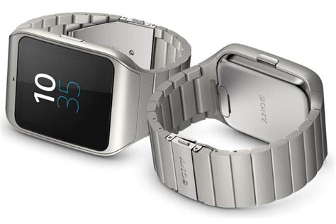 Sony Smartwatch Swr50 sony smartwatch 3 swr50 m 233 tal le test complet 01net