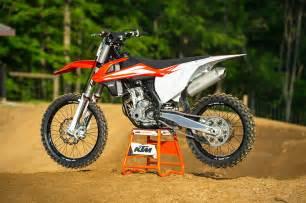 06 Ktm 450 Sx 2016 Ktm 450sx F Test Impression Dirt Bike Test