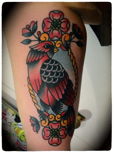 ashley tattoo panda a very pretty and adorable cardinal tattoo outstanding