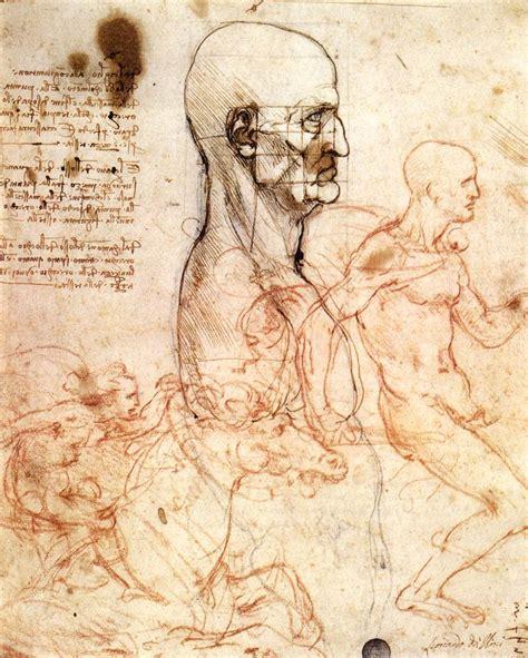 leonardo da vinci biodata file leonardo da vinci profile of a man and study of two