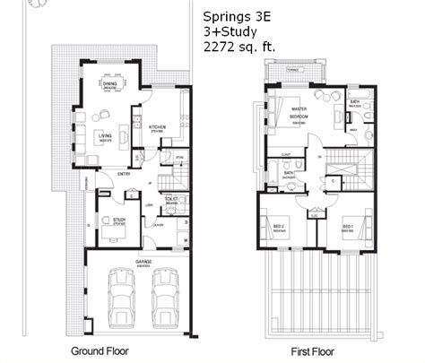 springs villa layout dubai the springs dubai floor plans emirates living property