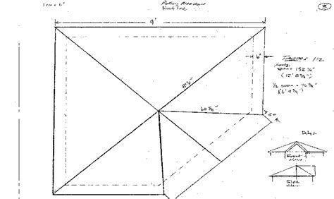 How To Build A Pyramid Roof How To Build A Shed Corner Shed Roof Plans Design