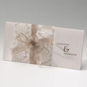 Hochzeitseinladung 3 Teilig by Hochzeitseinladungen Gestalten Bestellen