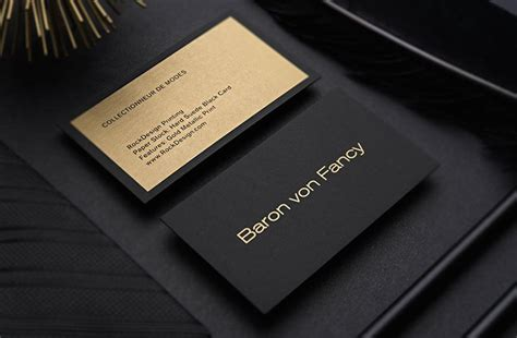 premium business card templates rockdesign luxury business card printing
