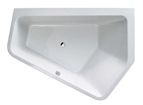 vasche da bagno duravit vasca da bagno asimmetrica da incasso paiova 5 vasca da