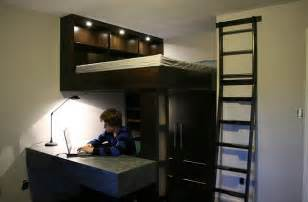 Loft Bed Small Room Loft Beds With Desks Underneath 30 Design Ideas With