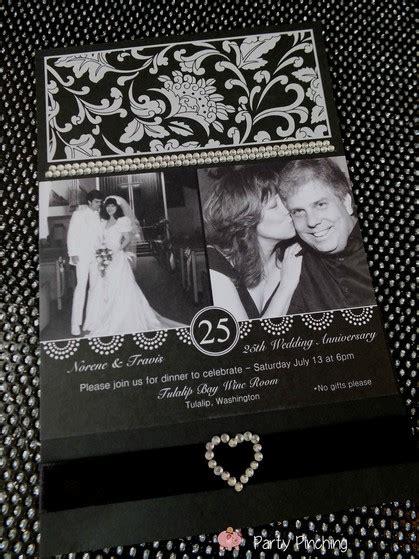 Th Silver  Ee  Wedding Ee    Ee  Anniversary Ee   Party Dinner Ideas