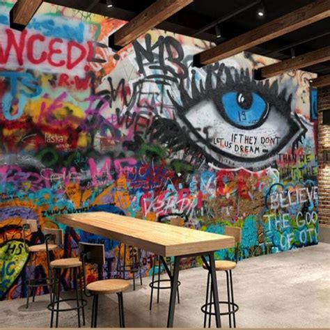 graffiti wallpaper dragons den online toptan alım yapın duvar kağıdı grafiti 199 in den
