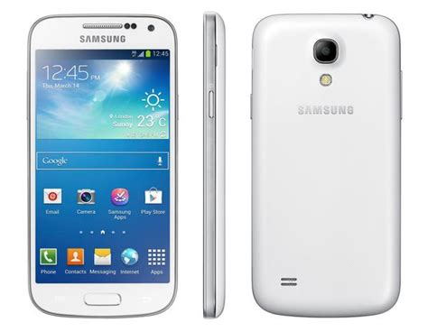samsung galaxy s4 mini android phone announced gadgetsin