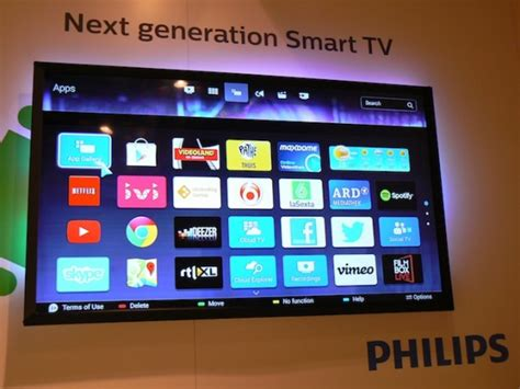 android tv review philips android tv review impressions from ces 2014
