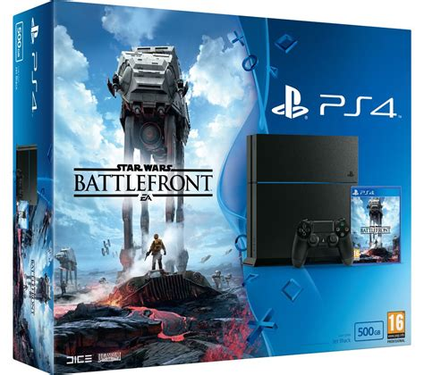 Ps4 Wars Battlefront consolas sony ps4 1tb wars battlefront pcexpansion es