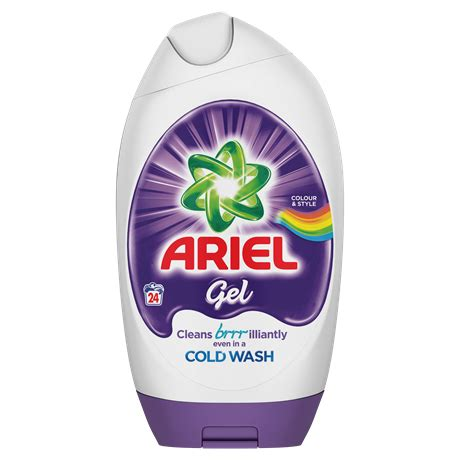 washing colors colour style gel for washing colours on cold ariel