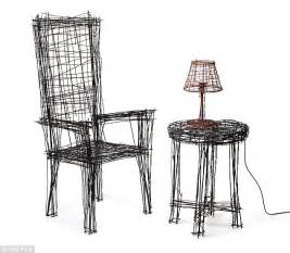 which is a sketch and which is a real chair