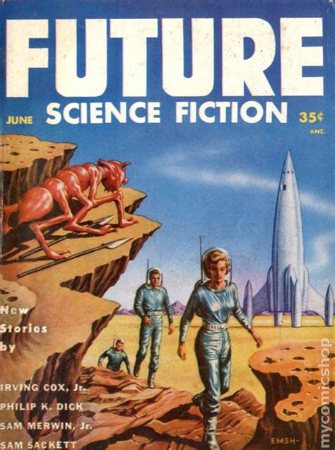 science fiction fishing for books future science fiction 1952 1960 pulp digest comic books