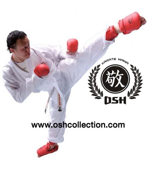 Baju Karate Tokaido baju karate shureido waza kumite wkf approved gi