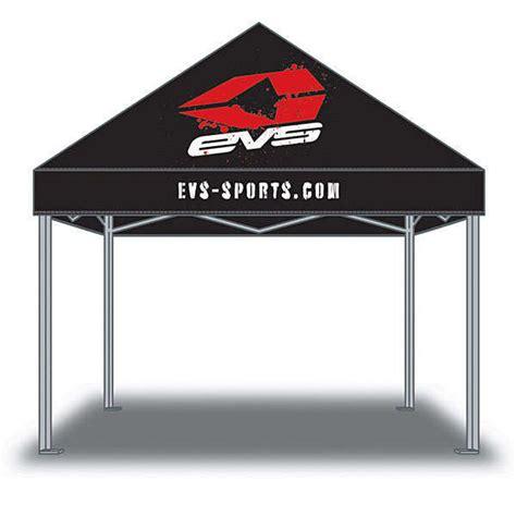 pavillon 24mx motorcycle motocross folding custom printed canopy tent