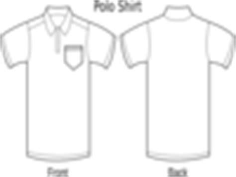 Kaos Tshirt Wings Esports Putih polo shirt template clip at clker vector clip royalty free domain