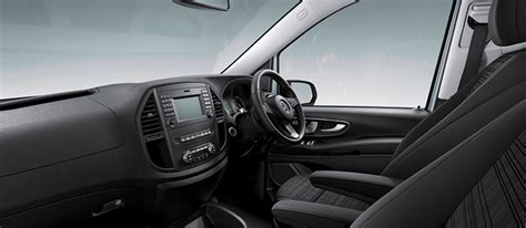 mercedes vito interior mercedes vito 111 lwb lease from