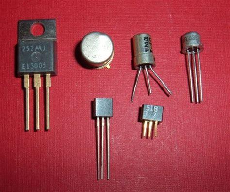 transistor jenis fet pengertian transistor dan jenisnya