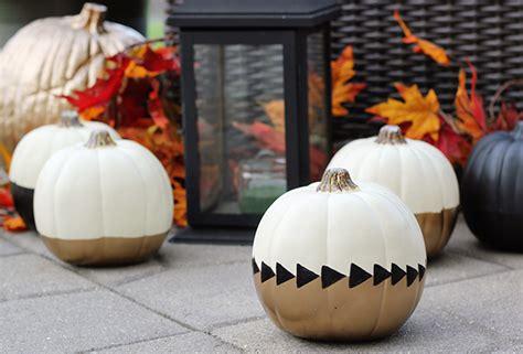 no carve pumpkin decorating ideas pumpkin painting
