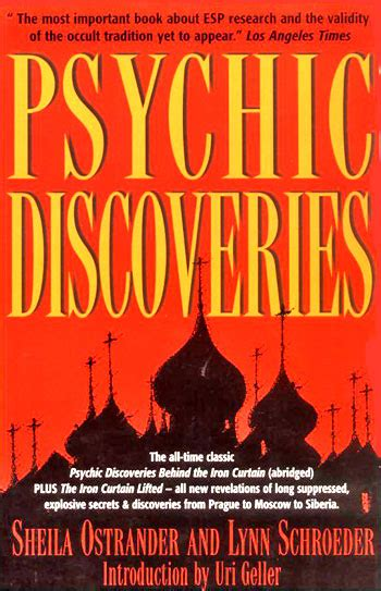 psychic discoveries behind the iron curtain introduction