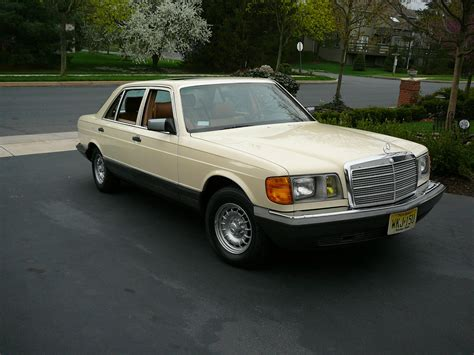 how cars work for dummies 1981 mercedes benz w126 on board diagnostic system 1981 mercedes benz 380sel classic mercedes benz 300