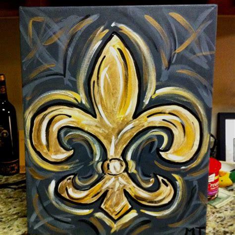 paint with a twist hammond la my fleur de lis painting with a twist lsu